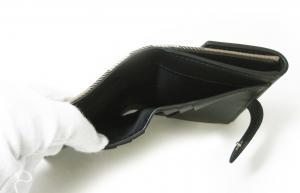 No.5 財布 レディース ハウスチェック ダービー DERBY(ブラック)