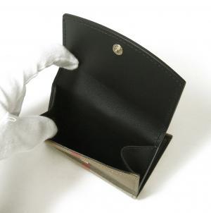 No.6 財布 レディース ハウスチェック ダービー DERBY(ブラック)