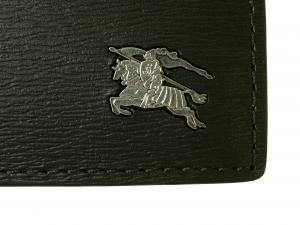 No.6 財布 メンズ 二つ折 ロンドンレザー(ブラック)