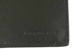 No.5 長財布 メンズ 二つ折 カード大容量 ロンドンレザー(ネイビー)