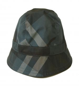No.2 帽子 レディース ハット CARINA(エンパイアブルーチェック) Sサイズ