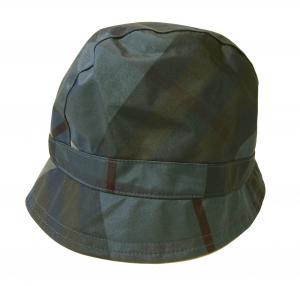 No.3 帽子 レディース ハット CARINA(エンパイアブルーチェック) Sサイズ