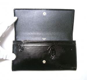 No.3 長財布 ハッピーバースデー カード12枚  ブラック