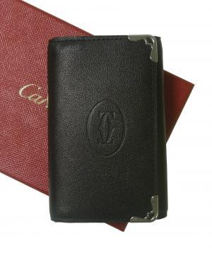 カルティエ キーケース  6連  Must de Cartier マスト ドゥ カルティエ