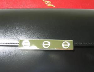 No.2 財布 ラブコレクション マチ付き二つ折 オニキス