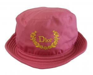 クリスチャンディオール 帽子  ゴルフ (ピンク)