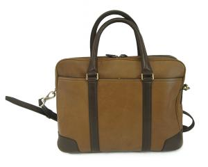 No.2 メンズバッグ ハーネス スリムブリーフケース ビジネスバッグ