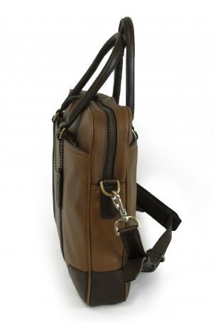 No.3 メンズバッグ ハーネス スリムブリーフケース ビジネスバッグ