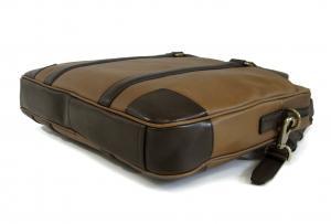 No.4 メンズバッグ ハーネス スリムブリーフケース ビジネスバッグ