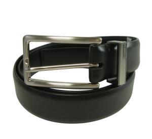 カルバンクライン ベルト メンズ 長さ調整不可 レザー(ブラック) 34インチ