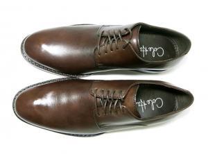 No.2 靴 メンズ ナイキ AIR COLTON.PLAIN.OXFORD 9.5(日本サイズ約27.5cm)