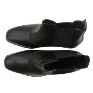 No.4 ブーツ 靴 メンズ AIR KILGORE.CHELSEA (ブラック)