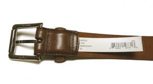 No.4 ベルト レザー (ブラウン) 38(91.5-101.5cm) 長さ調整不可 COLE
