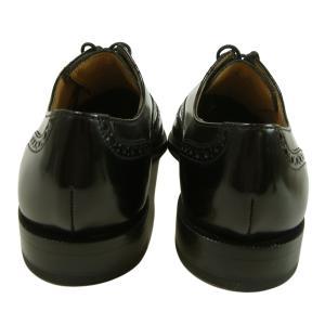 No.5 靴 メンズ シューズ CONNOLLY (ブラック) 7(日本サイズ約25cm)