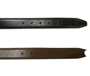 No.4 ベルト 長さ調整不可 回転バックル レザー 85cm(34インチ)