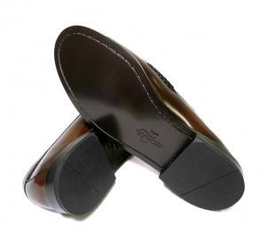 No.5 靴 メンズ アウトレット タッセル ローファー 10.5(日本サイズ約28.5cm)