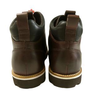 No.4 靴 メンズ ナイキ (レッドウッド)