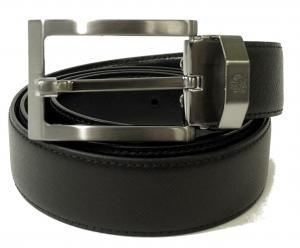 ダンヒル ベルト リバーシブル メンズ ビジネス フォーマル ブラック 長さ調整可能 MainPhoto