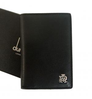 ダンヒル カードケース リーブス メンズ (ブラック)