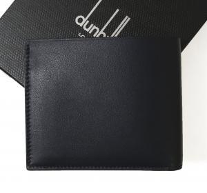 No.2 財布 リーブス 二つ折 メンズ (ネイビー)