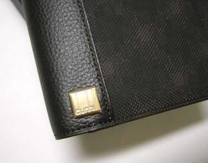 No.3 ディーエイトブラウン 二つ折長財布