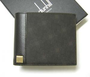 ダンヒル ディーエイトブラウン 二つ折財布 MainPhoto