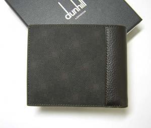 No.2 ディーエイトブラウン 二つ折財布