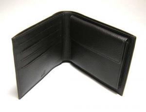 No.4 ディーエイトブラウン 二つ折財布
