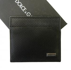 ドルチェ&ガッバーナ カードケース(ブラック)