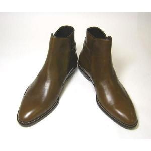 No.3 レザー ブーツ 靴 メンズ (モロ)