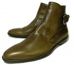 No.8 レザー ブーツ 靴 メンズ (モロ)