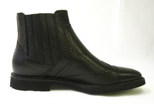 No.2 ショート ブーツ 靴 メンズ マルテラート ヴィテロ レザー
