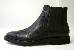 No.3 ショート ブーツ 靴 メンズ マルテラート ヴィテロ レザー