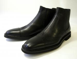 No.7 ショート ブーツ 靴 メンズ マルテラート ヴィテロ レザー