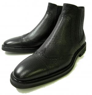 No.9 ショート ブーツ 靴 メンズ マルテラート ヴィテロ レザー
