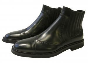 ドルチェ&ガッバーナ 靴 ショート ブーツ メンズ アンティーク アンバサダー