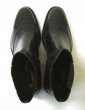 No.3 ショート ブーツ 靴 メンズ アンティーク アンバサダー