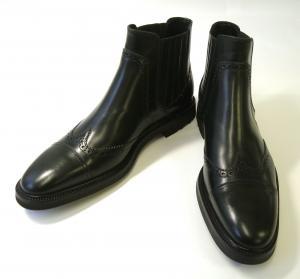 No.7 ショート ブーツ 靴 メンズ アンティーク アンバサダー