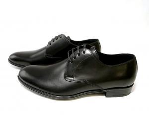 No.3 シューズ 靴 メンズ ダービー ヴィテロゴールド 39.5(日本サイズ約24.5cm)