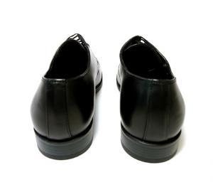 No.4 シューズ 靴 メンズ ダービー ヴィテロゴールド 39.5(日本サイズ約24.5cm)