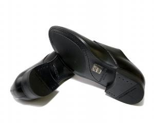 No.5 シューズ 靴 メンズ ダービー ヴィテロゴールド 39.5(日本サイズ約24.5cm)