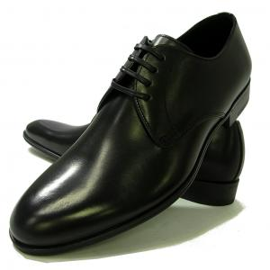 No.8 シューズ 靴 メンズ ダービー ヴィテロゴールド 39.5(日本サイズ約24.5cm)