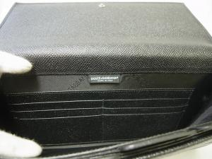 No.7 財布 ミニクラッチ トラベル ドキュメントケース *ラージサイズ(横約25 cm)