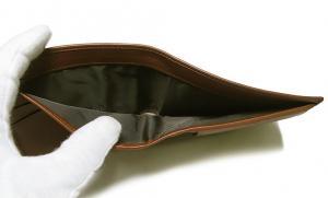 No.6 ヴィテロクラシック 二つ折財布(ノッチョーラ)
