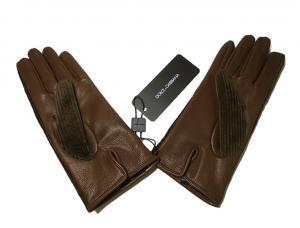 No.2  <訳あり・アウトレット>手袋 グローブ メンズ ゴート コーデュロイ テキスティング 8サイズ