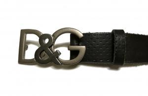 No.3 ベルト メンズ エンボスレザー(ブラック) 90cm