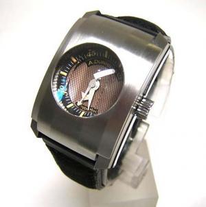 No.2 ダンヒル時計 世界限定2000本 CITY FIGHTR WATCH メンズ DCX991AM