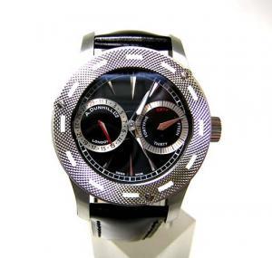 ダンヒル ダンヒル時計 世界限定500本  BOBBY FINDER SP25  メンズ DCZ511AL