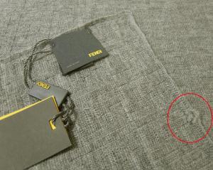 No.8 <訳あり・アウトレット>マフラー ズッカ柄 (ペルラ)