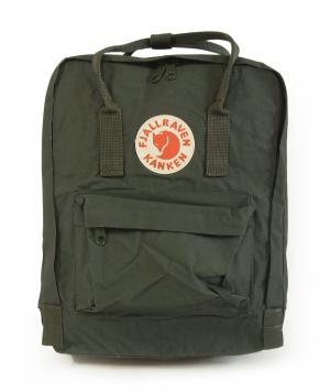 フェールラーベン カンケン バッグ リュック デイパック 660 (フォレストグリーン)